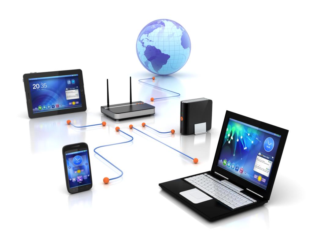 Настройка интернета Wi-Fi