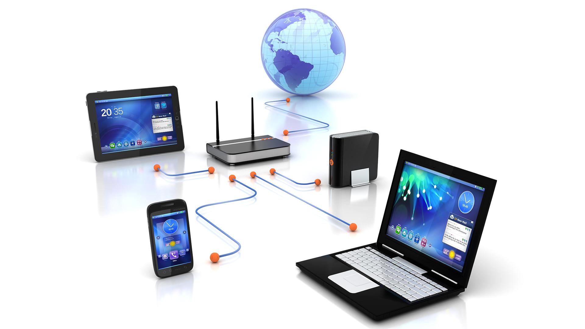 Настройка интернета, Wi-Fi